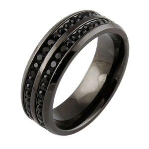 GORGEOUS ETERNITY WEDDING RING NEW 10,11,12